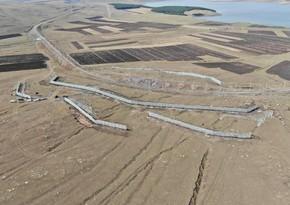 Строительные работы на грузинском участке БТК продолжаются