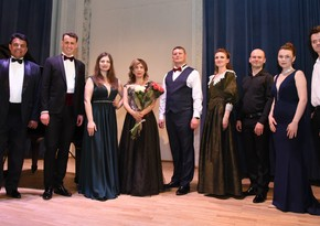 В Киевесостоялся музыкально-поэтический вечер азербайджанского и мирового романса
