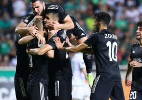 Konfrans Liqası: Qarabağ bu gün Kayratla qarşılaşacaq