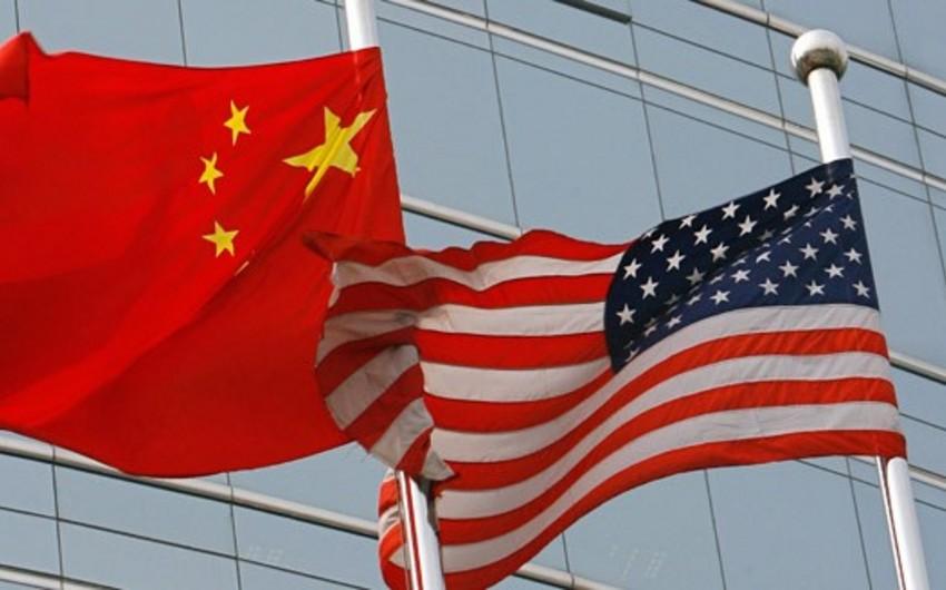 ABŞ Çini uçuşlara mane olmaqda ittiham edib