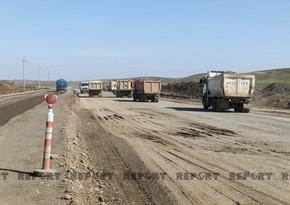 Füzuli hava limanı üçün nəzərdə tutulan 200 hektara yaxın ərazi yoxlanılaraq təhvil verilib