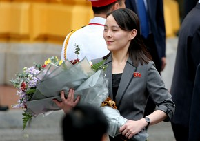 Kim Jong-un's sister 'demoted' as party looks to consolidate power around one man