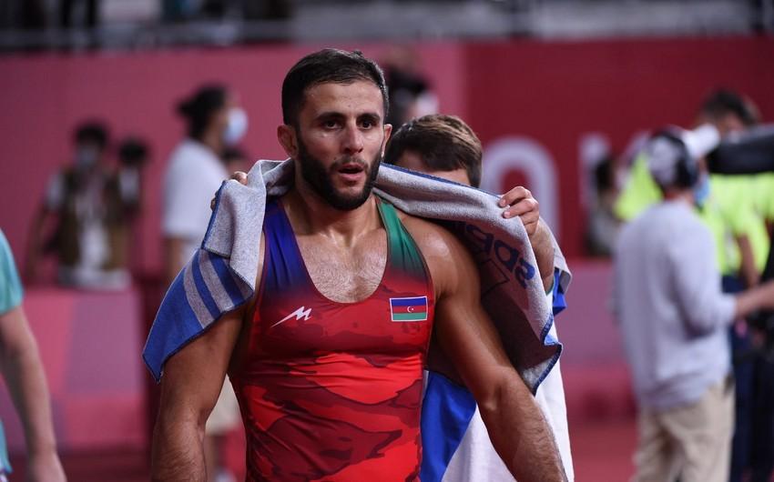 Tokio-2020: Azərbaycanın 2 güləşçisi bürünc medal üçün yarışacaq - YENİLƏNİB - 3
