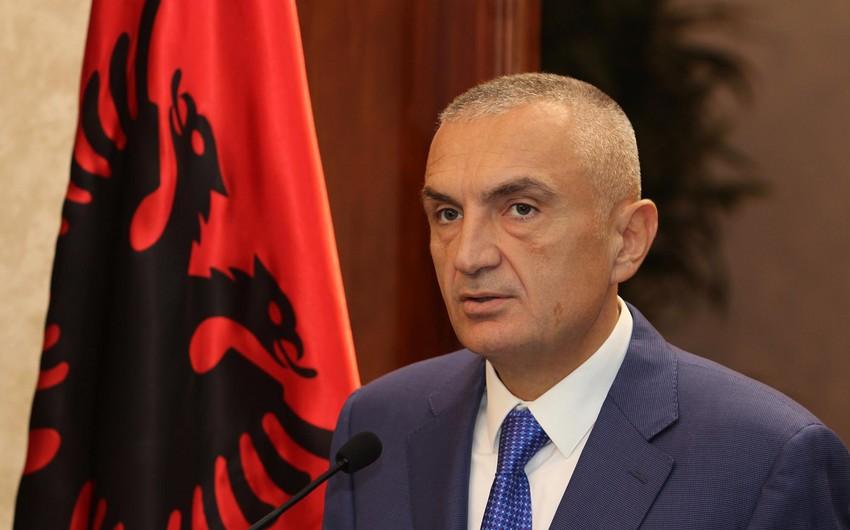 Albaniya Parlamentinin spikeri: Dağlıq Qarabağ Azərbaycanın ayrılmazhissəsidir