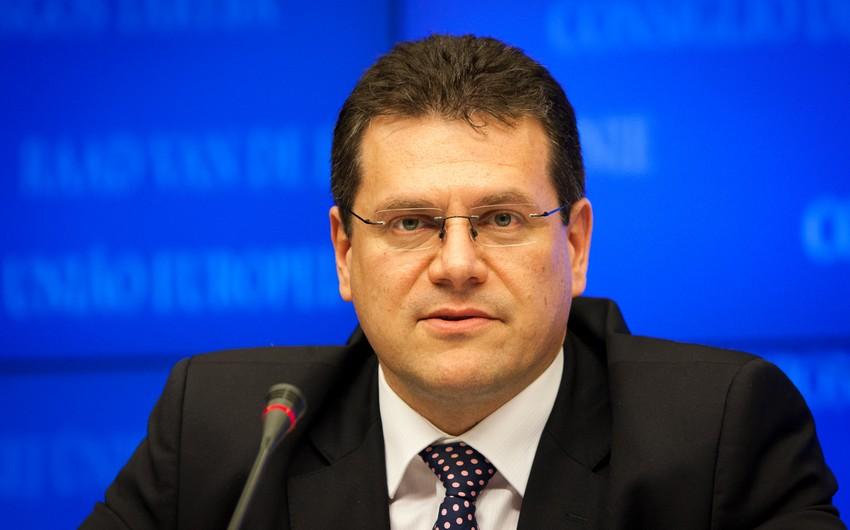 Avropa Komissiyasının vitse-prezidenti Azərbaycana səfər edəcək
