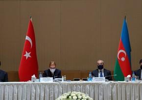 Министр экономики о совместном азербайджано-турецком инвестиционном фонде
