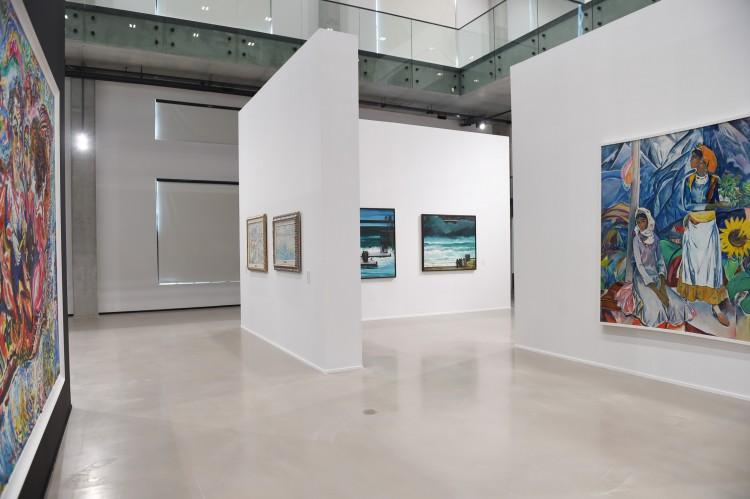 """President Ilham Aliyev attended the opening of """"Azerbaijani painting in the 20th-21st centuries"""" exhibition - PHOTO"""