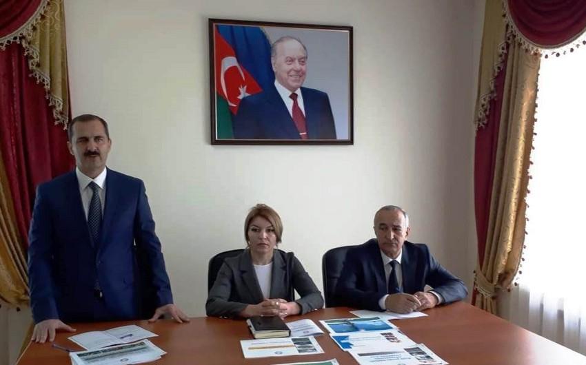 Qusarda regional logistik mərkəz yaradılır