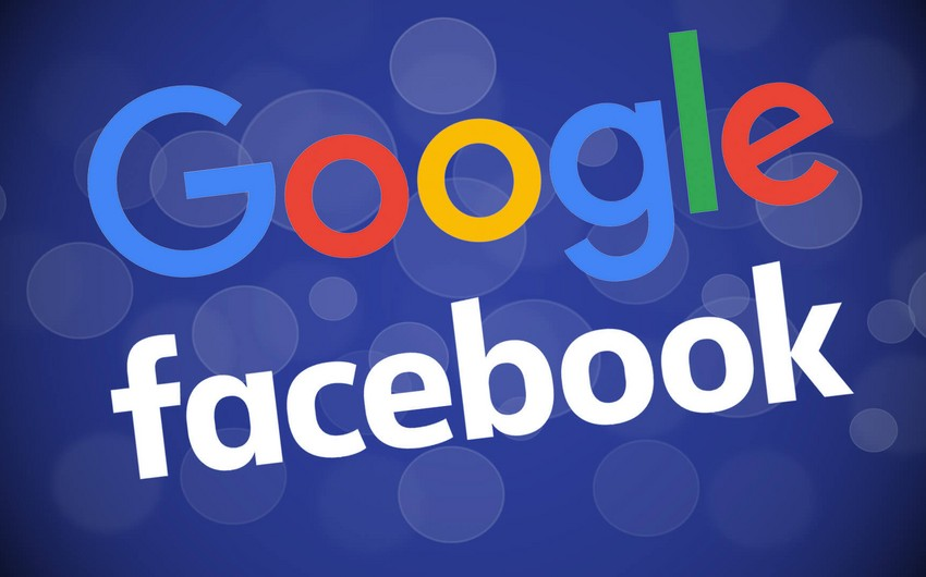 Google və Facebookun fəaliyyəti yoxlanıla bilər
