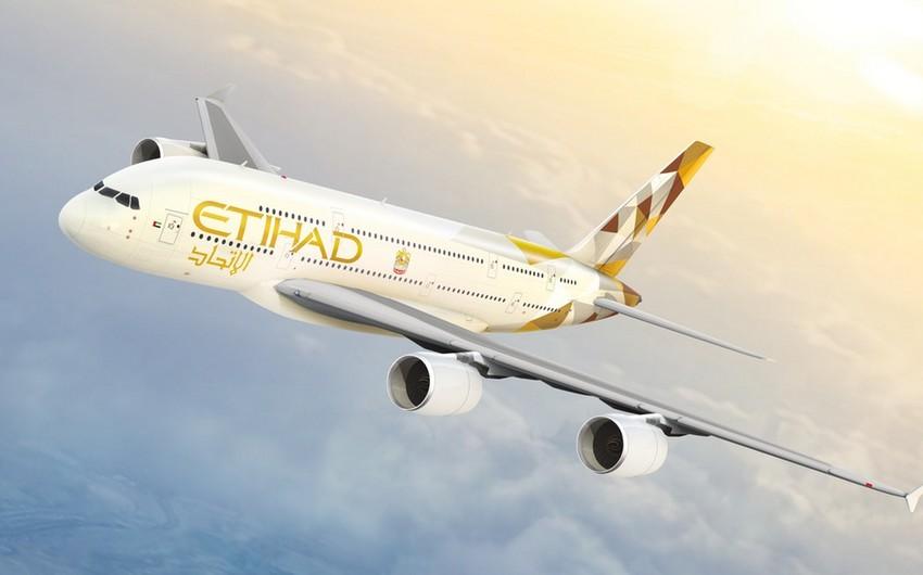 UAE's Etihad Airways can launch flights to Gabala and Nakhchivan