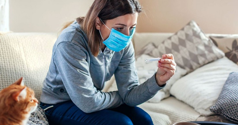 Ученые: Зараженные передают коронавирус членам семьи минимум в 10% случаев