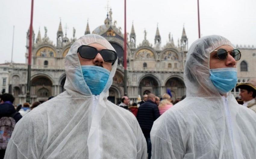 Число жертв коронавируса в Италии увеличилось на 610 человек