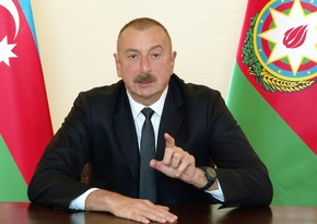 CNN International TV channel's The Connect World program broadcast interview with President Ilham Aliyev