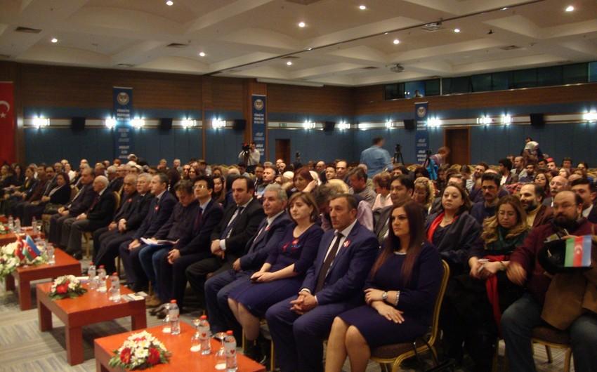 Türkiyə Vəkillər Kollegiyası Xocalı soyqırımı ilə bağlı tədbir keçirib
