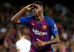 Гол на 90-й минуте принес Барселоне домашнюю победу над Вальядолидом