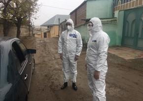 DİN: Daha 28 nəfər COVID-19 xəstəsinə cinayət işi başlanıldı