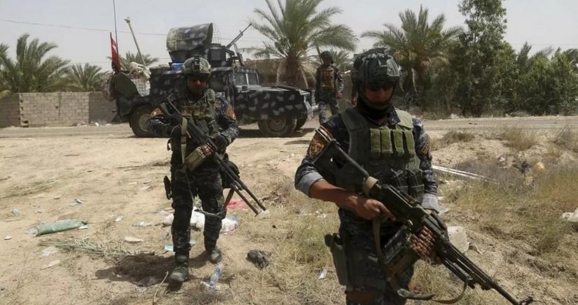 İraqda 14 İŞİD silahlısı saxlanılıb