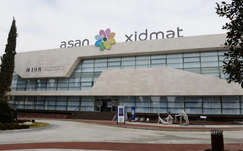 В Гянджинском центре ASAN xidmət приступили к оказанию юридических услуг онлайн