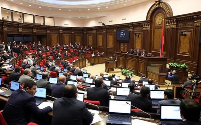 Ermənistan parlamenti Rusiya ilə vahid Hava Hücumundan Müdafiə sisteminin yaradılması haqda müqaviləni təsdiqləyib