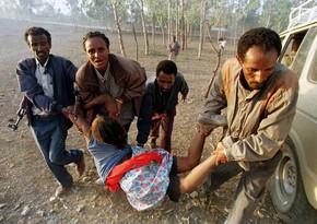 BMT: Efiopiyadakı etnik gərginlik soyqırıma çevrilə bilər