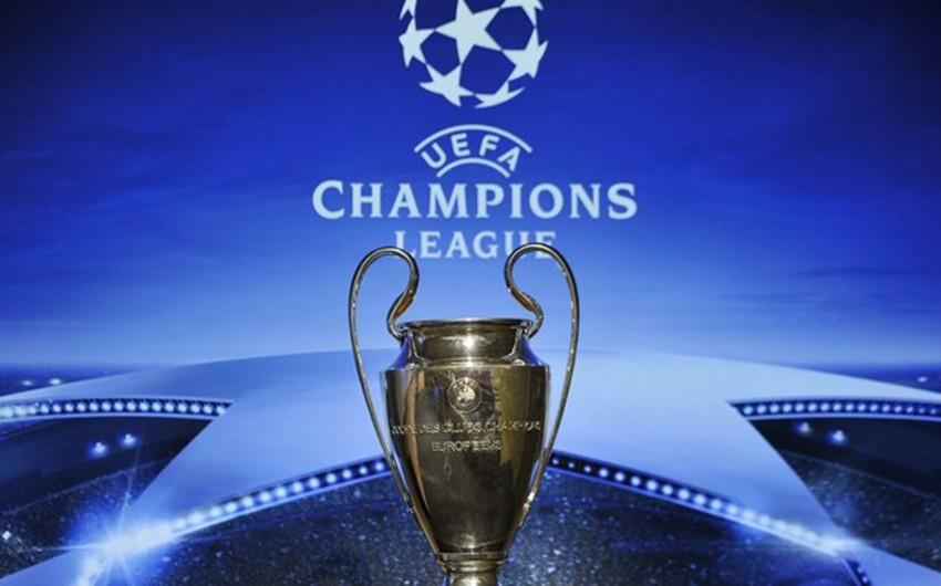 Сегодня стартует третий классификационный тур Лиги чемпионов
