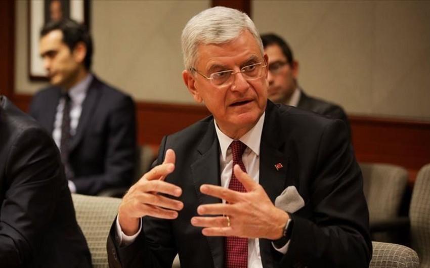 Türkiyə diplomatı ilk dəfə BMT Baş Assambleyasının sədri seçilib