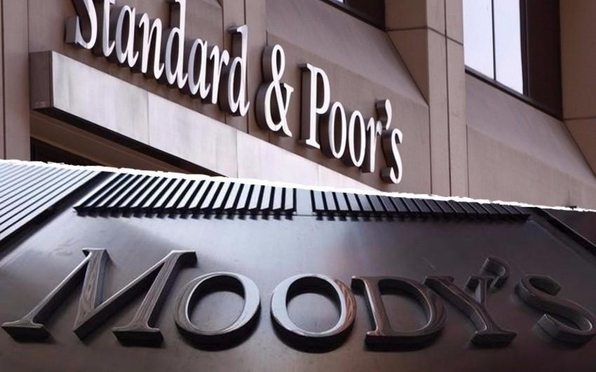 """""""Moody's"""" və """"Standart&Poors"""" Türkiyənin kredit reytinqini aşağı salıb"""