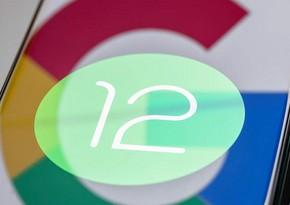 Google представила новую операционную систему Android 12