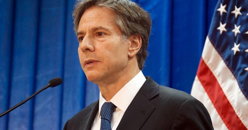 US Secretary of State visits Ukraine