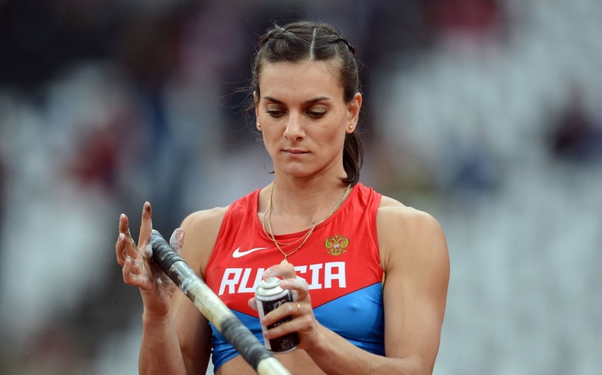 Rusiyalı atlet Beynəlxalq Olimpiya Komitəsinə üzv seçilib