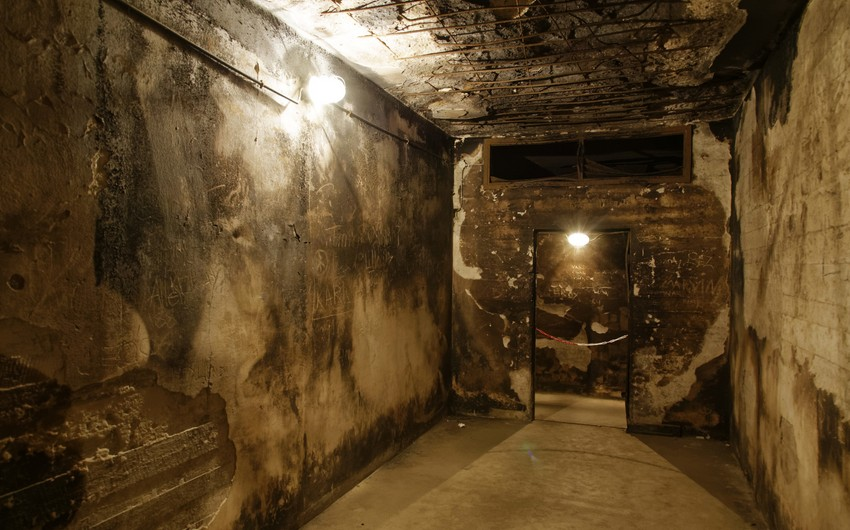 KİV: Argentinada Hitlerin məxfi bunkeri aşkarlandı