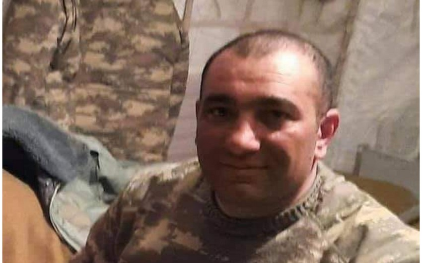 Body of Azerbaijani serviceman drowned in lake found - UPDATED