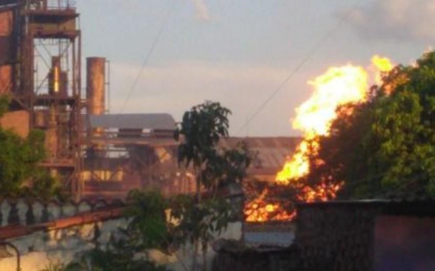 Argentinada fabrikdə partlayış baş verib, 5 nəfər ölüb