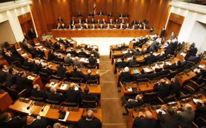 Livan parlamenti 36-cı dəfədir prezident seçə bilmir