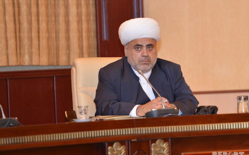 Аллахшукюр Пашазаде: Направившиеся на Хадж паломники не испытывают никаких трудностей