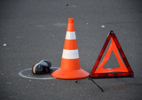 Balakəndə avtomobil 36 yaşlı piyadanı vuraraq xəsarət yetirdi