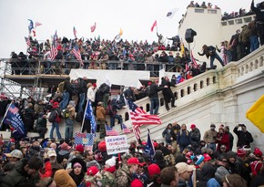 Konqresə hücum - ABŞ demokratiyası iflas həddində
