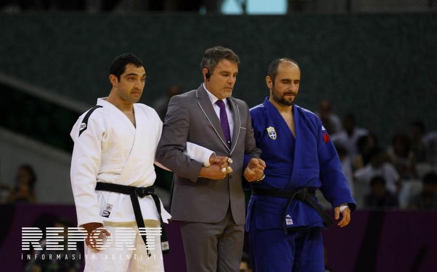 Bürünc medalçı Zakir Müslümov: Bu yarışa yaxşı hazırlaşmışdım. Bürünc medal əla nəticədir