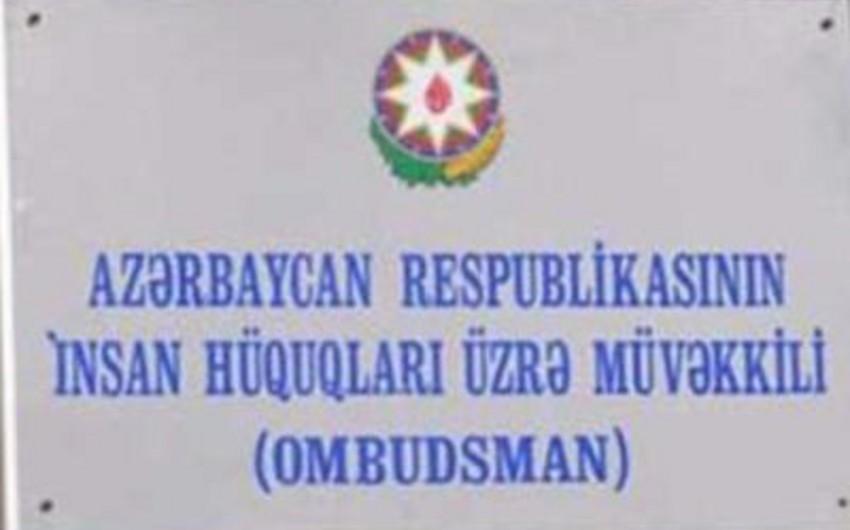 """Ombudsmanın təşəbbüsü ilə """"Uşaq hüquqları aylığı"""" keçiriləcək"""