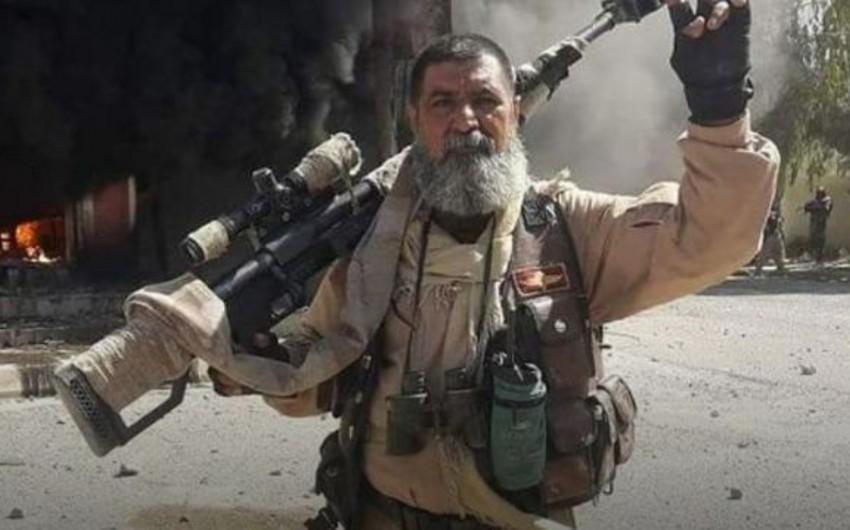 İraqda 300-dən çox İŞİD terrorçusunu öldürmüş snayperçi həlak olub