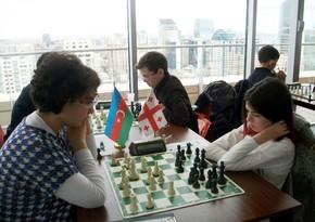 В Баку при поддержке Bakcell прошел международный шахматный турнир