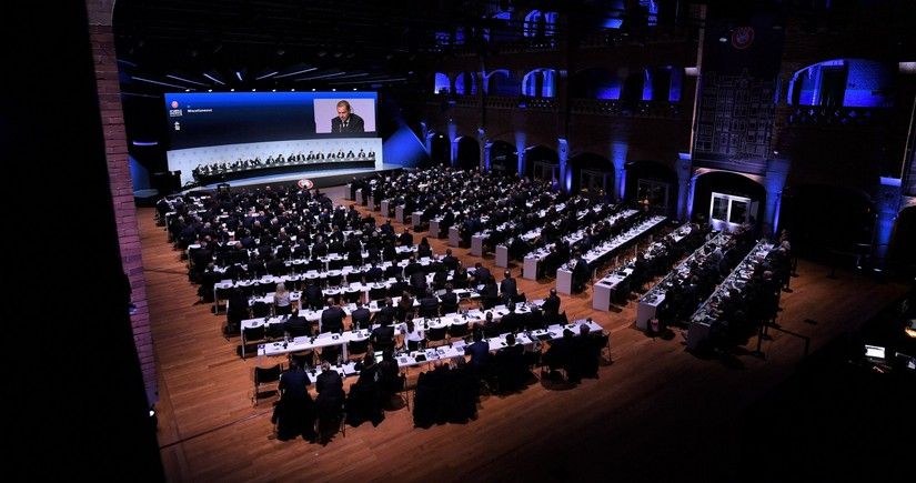 Date and place of UEFA Congress announced