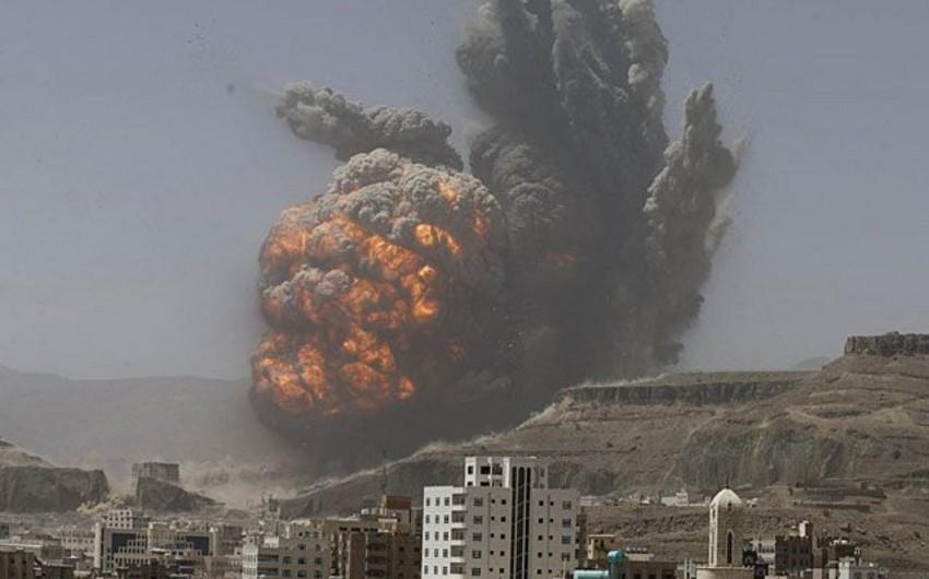 Yəməndə prezident sarayı bombardıman edilib