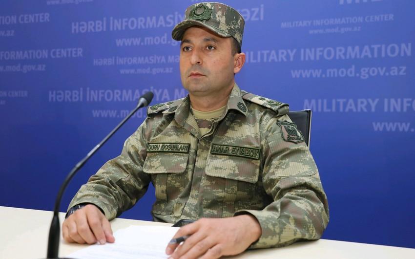 Минобороны Азербайджана о потерях Армении