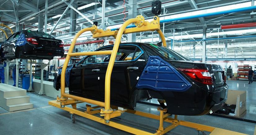 Azərbaycan avtomobil idxalını 25% artırıb