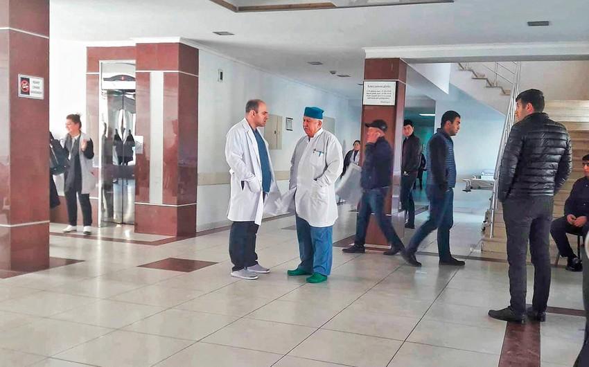 Один из раненых при побеге с Годжа доставлен в пенитенциарное учреждение - ОБНОВЛЕНО - ФОТО