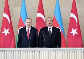 Президент: Все это демонстрирует наше единство, дружбу и братство