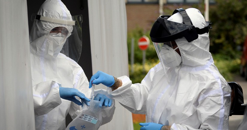 Avropada koronavirusun ən yüksək yayılma tempi qeydə alınır