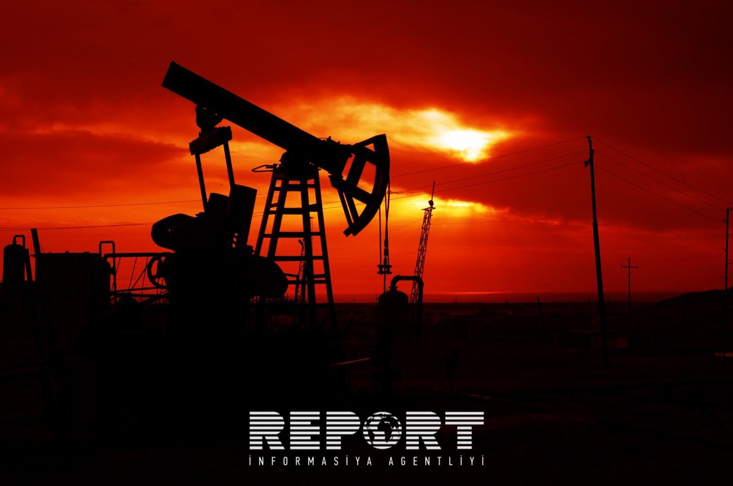 Dünya bazarında neftin qiyməti 3% bahalaşıb