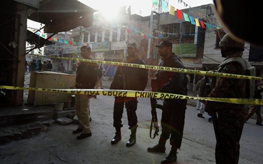 Pakistanda törədilən partlayış nəticəsində uşaqlar da daxil olmaqla 31 nəfər ölüb - YENİLƏNİB